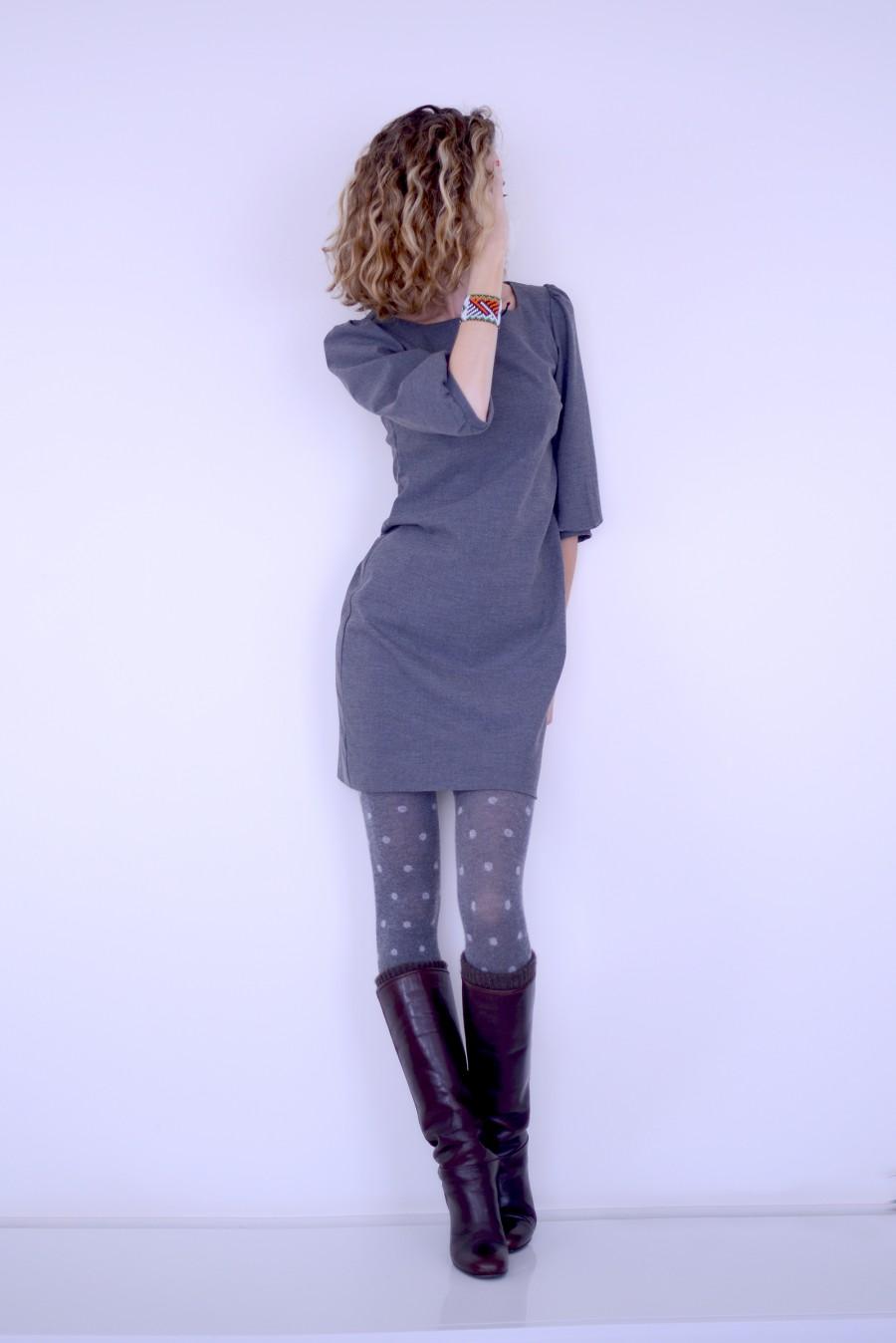 Préférence La petite robe - patron robe femme WX62