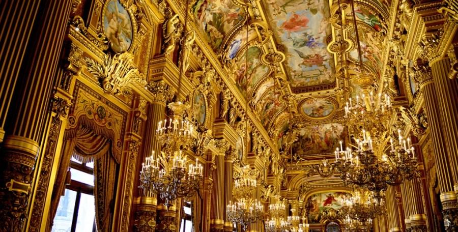 opéra garnier galerie