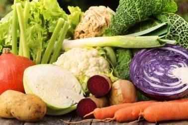 Groenten en fruit voor sporters in februari