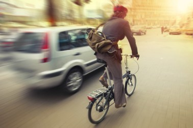 Is fietsen in de stad gezond?