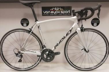 Ridley Fenix 'Bike now, walk later' exclusief bij Van Eyck