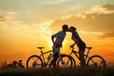 De ideale Valentijnsdate: ga samen fietsen!