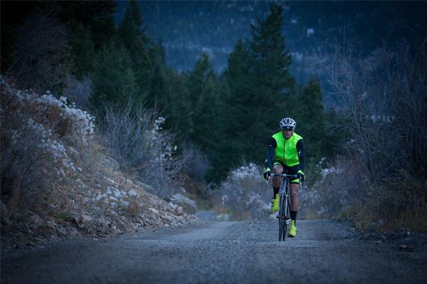 Veilig fietsen in het donker