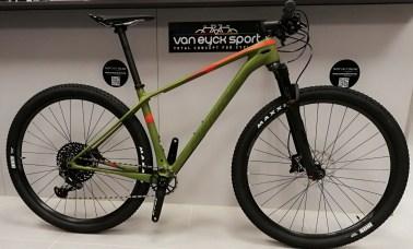 Nieuw bij Van Eyck Sport: Merida-fietsen