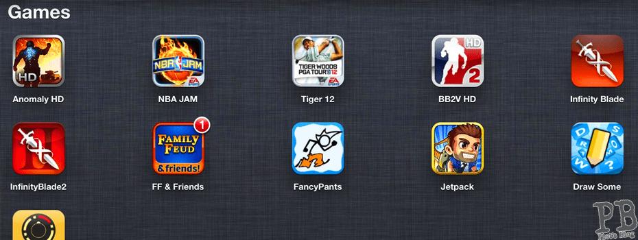 Großartige iPad Spiele