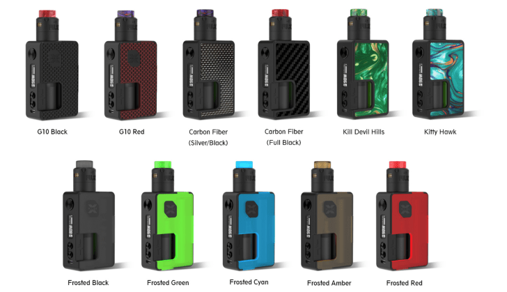 VandyVape Pulse X BF kit