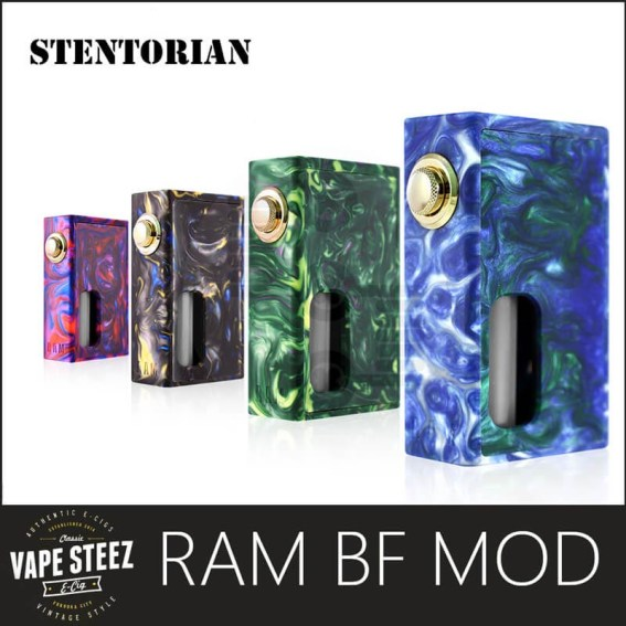 Stentorian RAM BF MOD