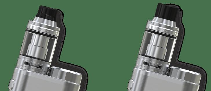 eleaf istick pico 21700 starter kit 付属ドリップチップ