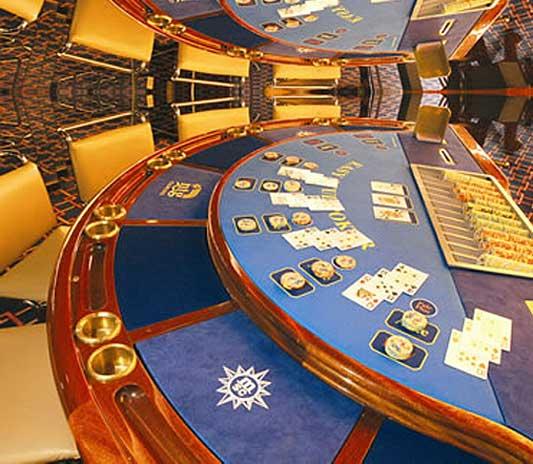 Casino del crucero MSC Melody