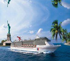 Carnival Legend, primer crucero con recorrido de Europa