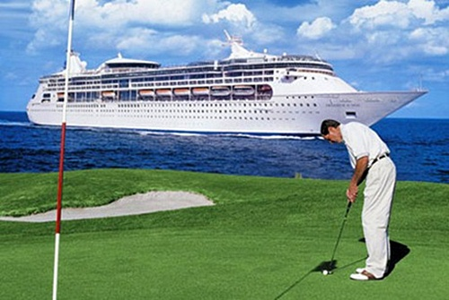 Crystal Cruises Golf