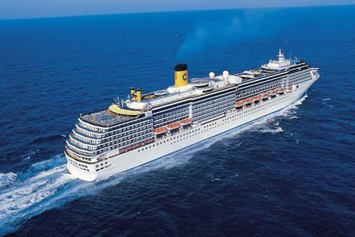 Costa Crucero