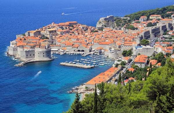 Casco viejo de Dubrovnik