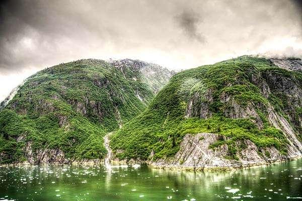 Fiordo Tracy Arm Alaska
