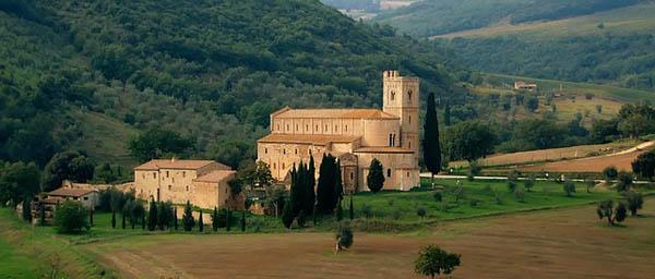 Vistas a la Toscana