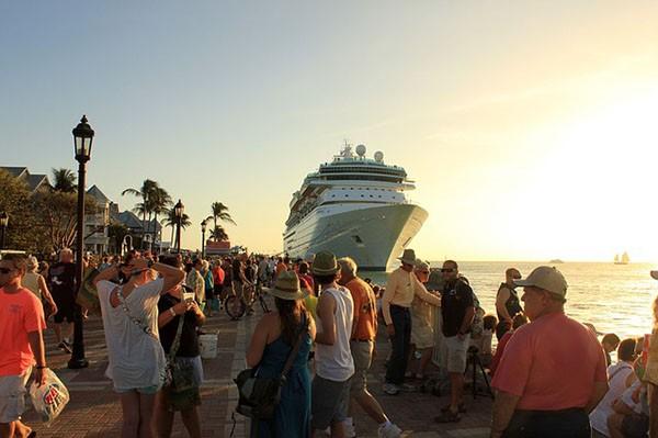 conocer gente en un crucero