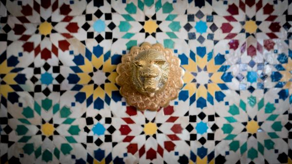 Mosaico de Marruecos