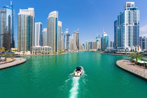 Cruceros por Dubai y Emiratos Árabes