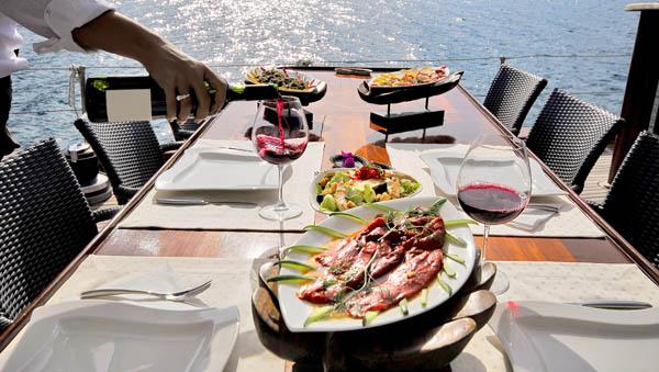 Cruceros gastronómicos
