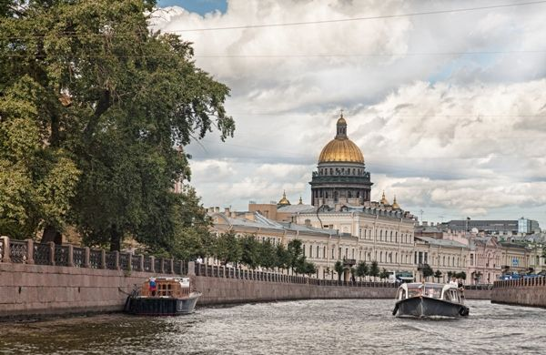 Cruceros en San Petersburgo