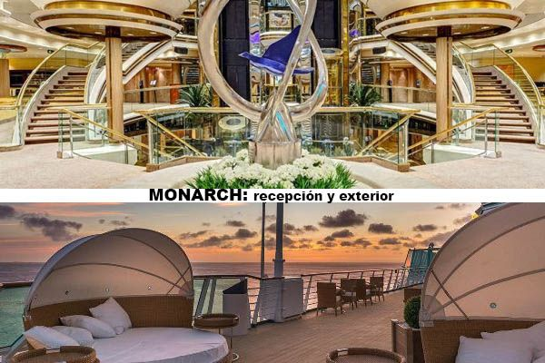 Monarch - recepcion y exterior