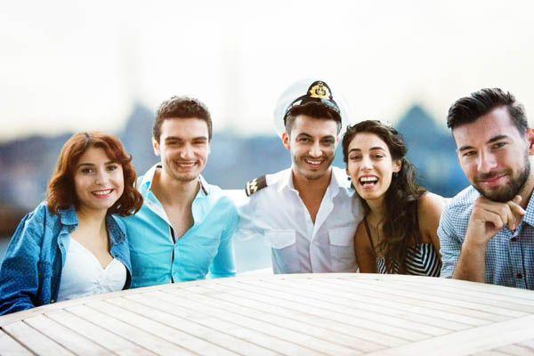 Trabajo en MSC Cruceros