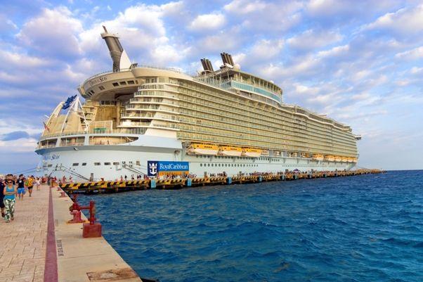 Razones para viajar con Royal Caribbean