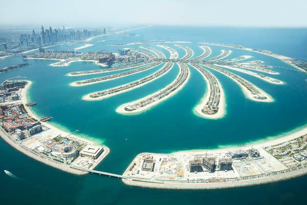 Palm Island de Dubai