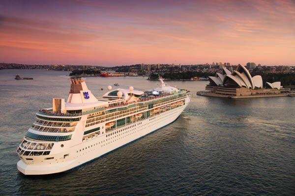 Crucero por Australia