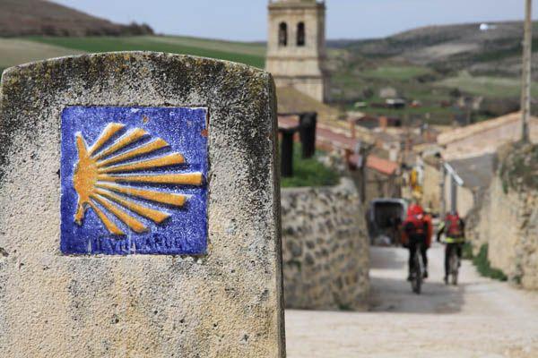 Camino de Santiago en ruta