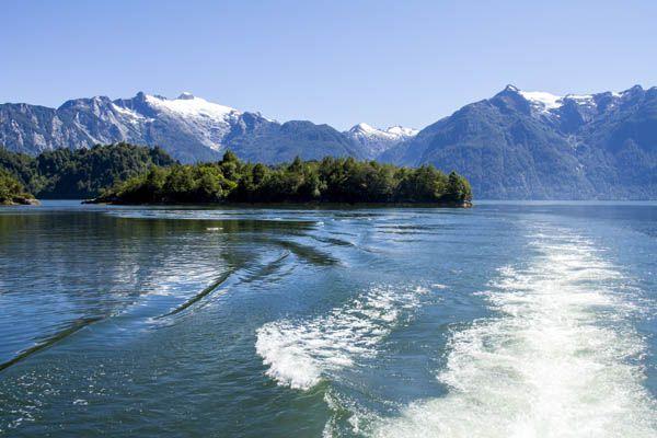 Crucero por los fiordos chilenos