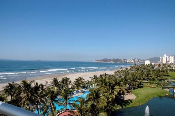 Punta Diamante en Acapulco México