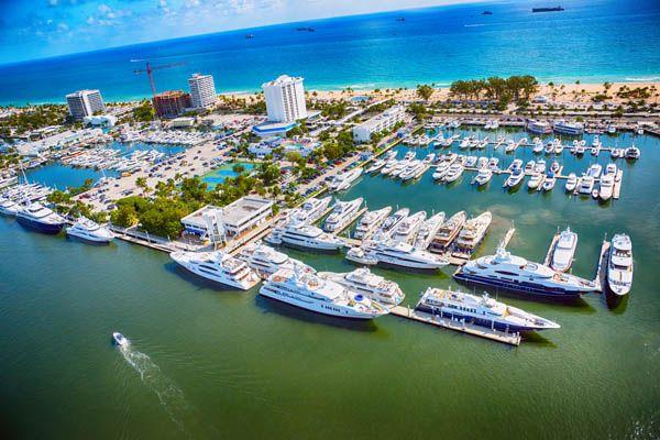 Puerto de Fort Lauderdale