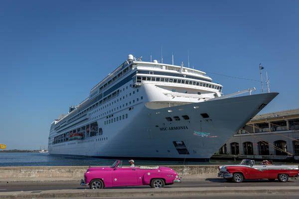 Puerto de La Habana