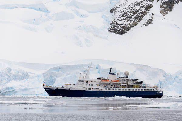 Crucero en Groenlandia