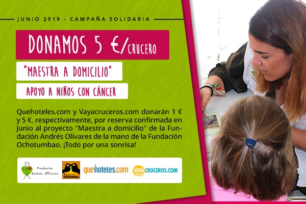 campaña solidaria vayacruceros