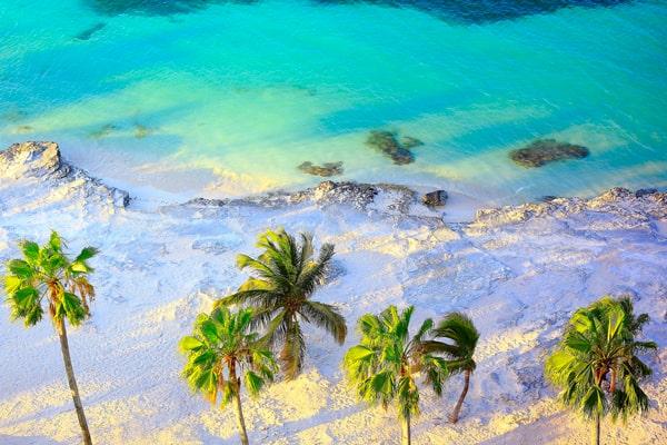 Playas de cozumel escala de crucero
