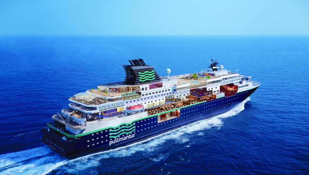 Imagen barco Horizon de pullmantur.
