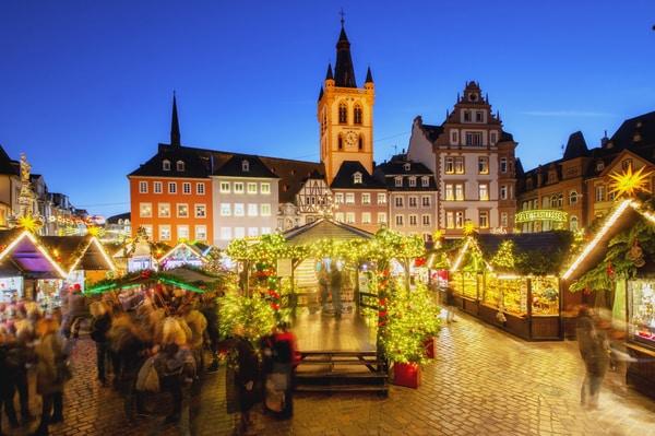 cruceros fluviales mercados navideños