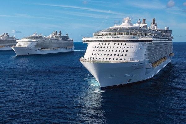 Royal Caribbean nuevo simulacro