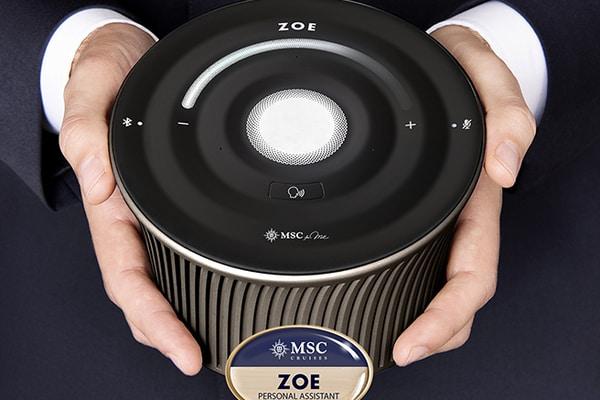 MSC Seashore Zoe