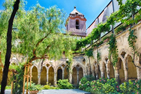 Convento San Francisco de Asís, Sorrento
