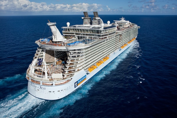 Cruceros Mediterráneo Royal Caribbean