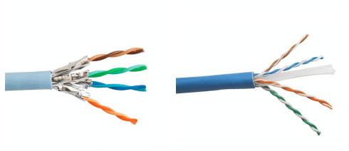 CAT 6A UTP STP 1 - Ethernet Cable:Cat 1/2/3/4/5/5E/6/6A/7/8-What & How