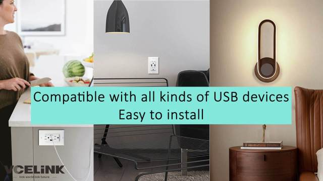 USB Wall Outlet Unboxing 11 1024x576 - Enjoy The Fun Of Charging——VCELINK QC3.0 USB Wall Outlet Unboxing