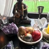Altar-en-ostara