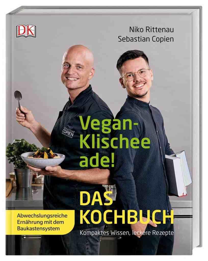 Vegan Klischee ade - das Kochbuch
