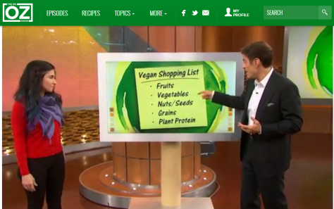 Dr Oz gets it wrong
