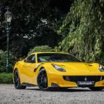 A Yellow Ferrari F12tdf Is Up For Sale Vehiclejar Blog