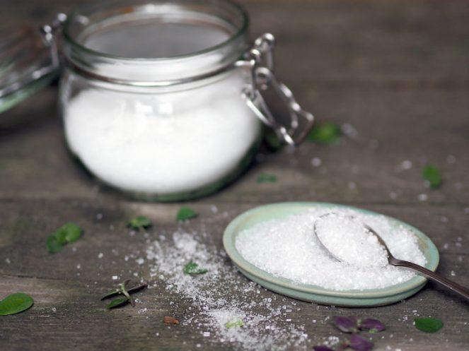 epsomská, sůl